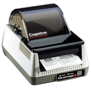 CognitiveTPG Blaster Advantage Thermal Label Printer LBD42-2443-013 BD42