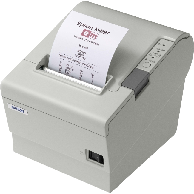 Epson ReStick Receipt Printer C31C636A7611 TM-T88IV