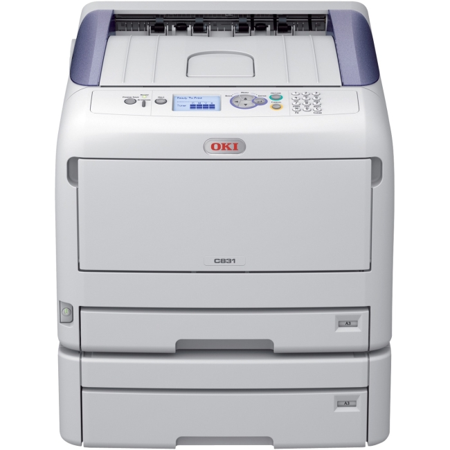 Oki LED Printer 62444104 C831DN