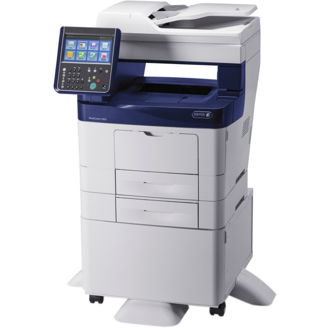 Xerox WorkCentre Laser Multifunction Printer Government Compliant 3655/YXM 3655