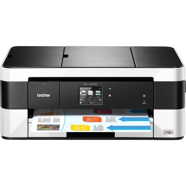 Brother Business Smart Inkjet Multifunction Printer MFCJ4420DW MFC-J4420DW