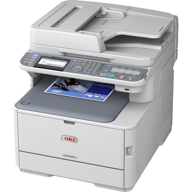 Oki LED Multifunction Printer 91691001 MC562W