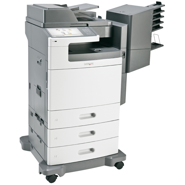 Lexmark Multifunction Printer Government Compliant 47BT036 X792DTME