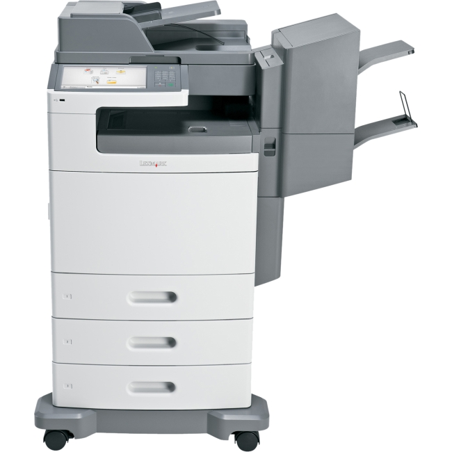 Lexmark Multifunction Printer Government Compliant CAC Enabled 47BT094 X792DTPE
