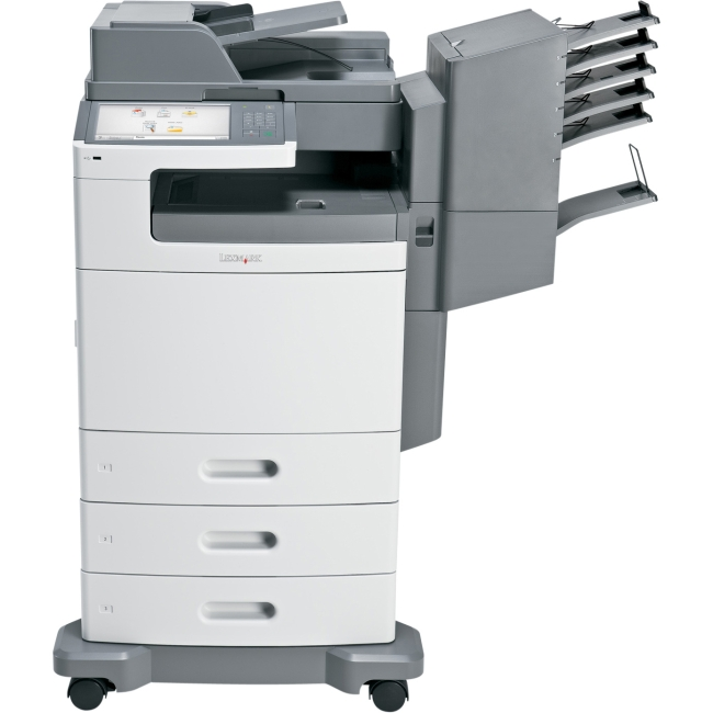 Lexmark Multifunction Printer Government Compliant CAC Enabled 47BT089 X792DTME