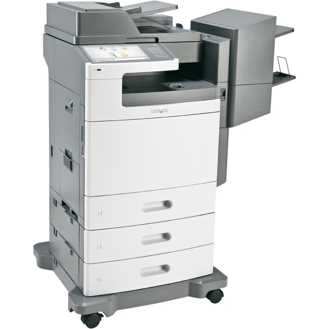 Lexmark Multifunction Printer Government Compliant CAC Enabled 47BT070 X792DTSE