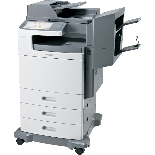 Lexmark Multifunction Printer Government Compliant CAC Enabled 47BT063 X792DTME