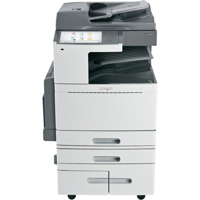 Lexmark Multifunction Printer Government Compliant CAC Enabled 22ZT186 X954DHE