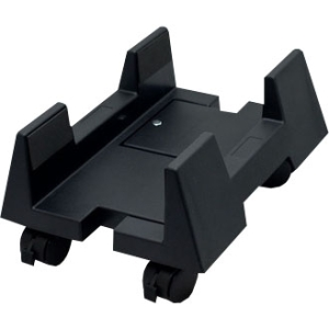 SYBA Multimedia Black Computer CPU Stand SY-ACC65010