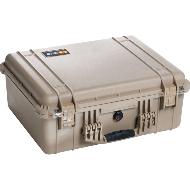 Pelican 1550 Case (No Foam) 1550-001-190 1550NF
