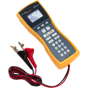 Fluke Networks TS53, 4 MM Banana and Extra-large Alligator Clips and Test Probe TS53-BANA