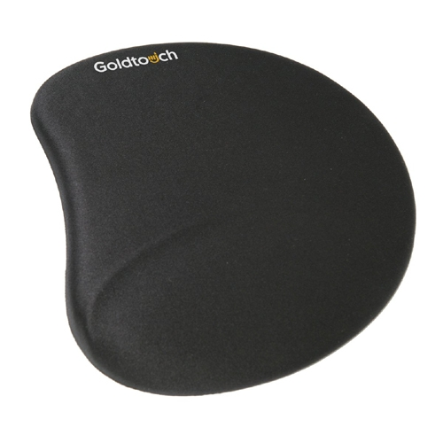 Goldtouch Black Low Stress Mouse Pad Platform by Ergoguys GT6-0017 GTOGT60017