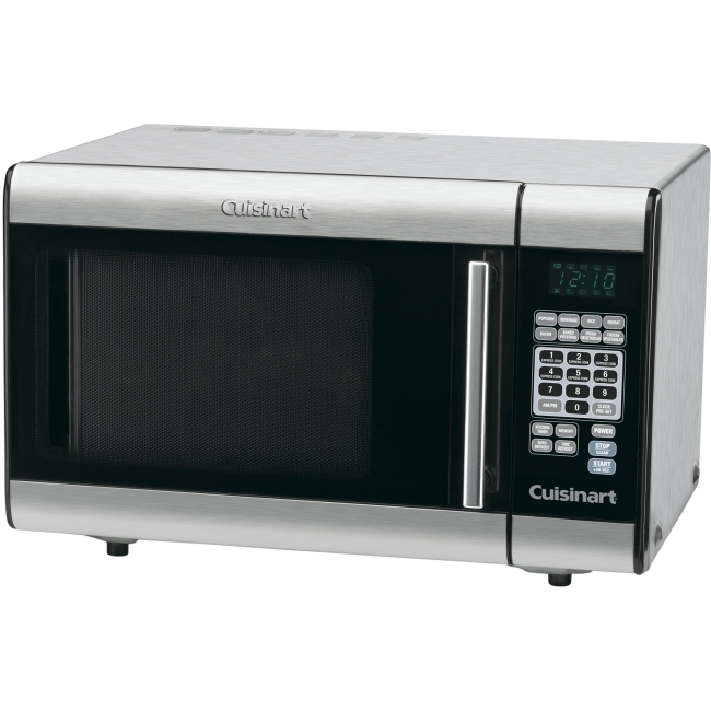 Cuisinart Stainless Steel Microwave CMW-100