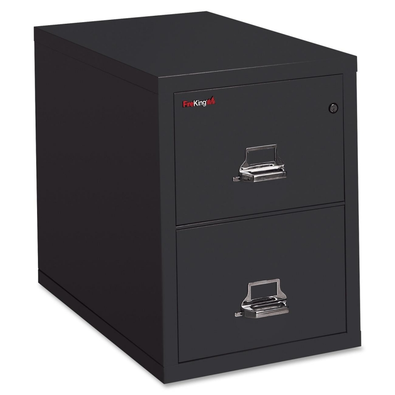 FireKing FireKing 2-1831-C Vertical File Cabinet 21831CBL FIR21831CBL
