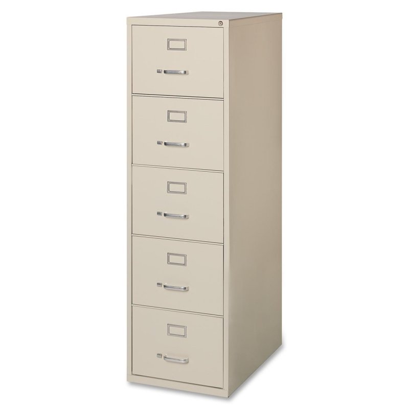 Lorell Commercial Grade 28.5'' Legal-size Vertical Files 88048 LLR88048