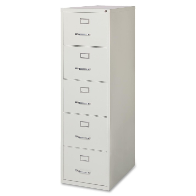 Lorell Commercial Grade 28.5'' Legal-size Vertical Files 88050 LLR88050