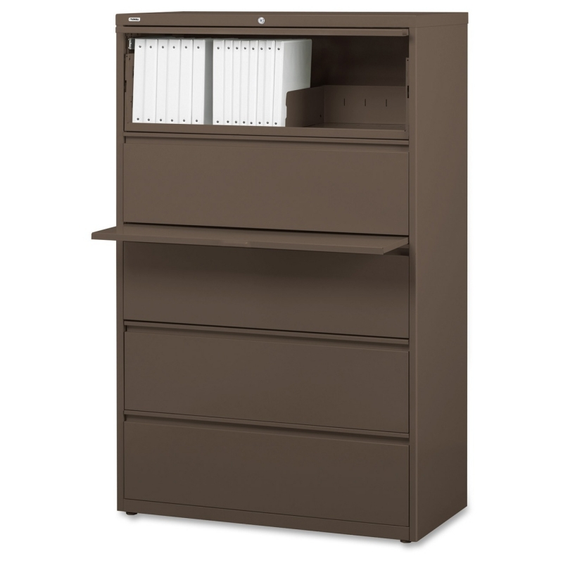 Lorell Fortress Series 42'' Lateral File 60473 LLR60473