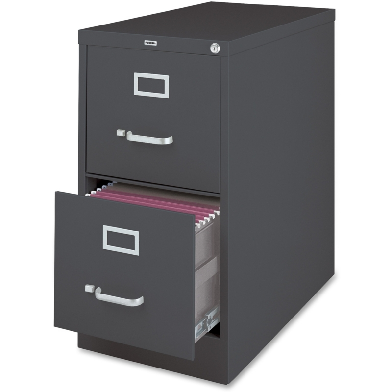 "Lorell 26-1/2"" Vertical File Cabinet 66911 LLR66911"