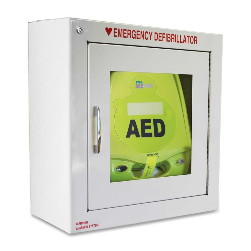ZOLL ZOLL AED Plus Standard Size Cabinet with Audible Alarm 80000855 ZOL80000855