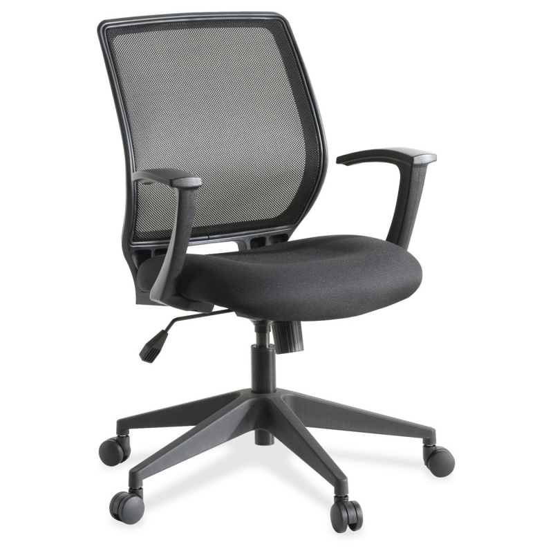 Lorell Executive Mid-back Work Chair 84868 LLR84868