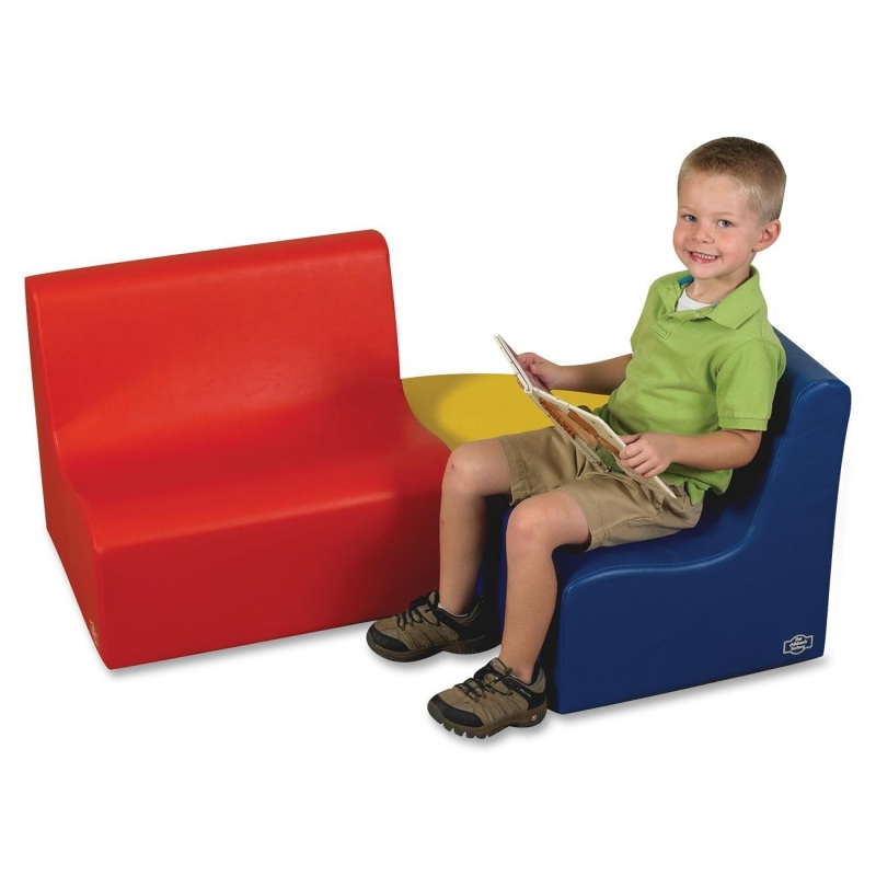 Childrens Factory Medium Tot Contour Seating Group 705558 CFI705558