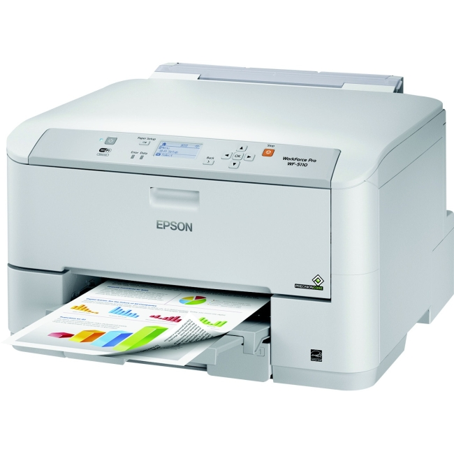Epson WorkForce Pro Network Wireless Color Printer C11CD12201 WF-5110