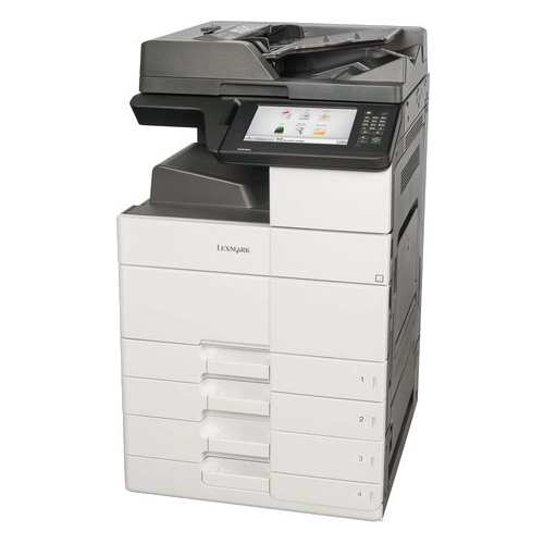 Lexmark Laser Multifunction Printer Government Compliant with CAC Enabled 26ZT020 MX911DTE