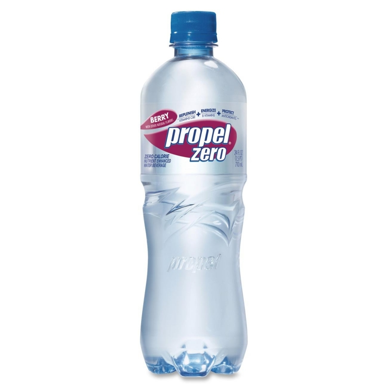 Propel Zero Fitness Water Beverage 00338 QKR00338