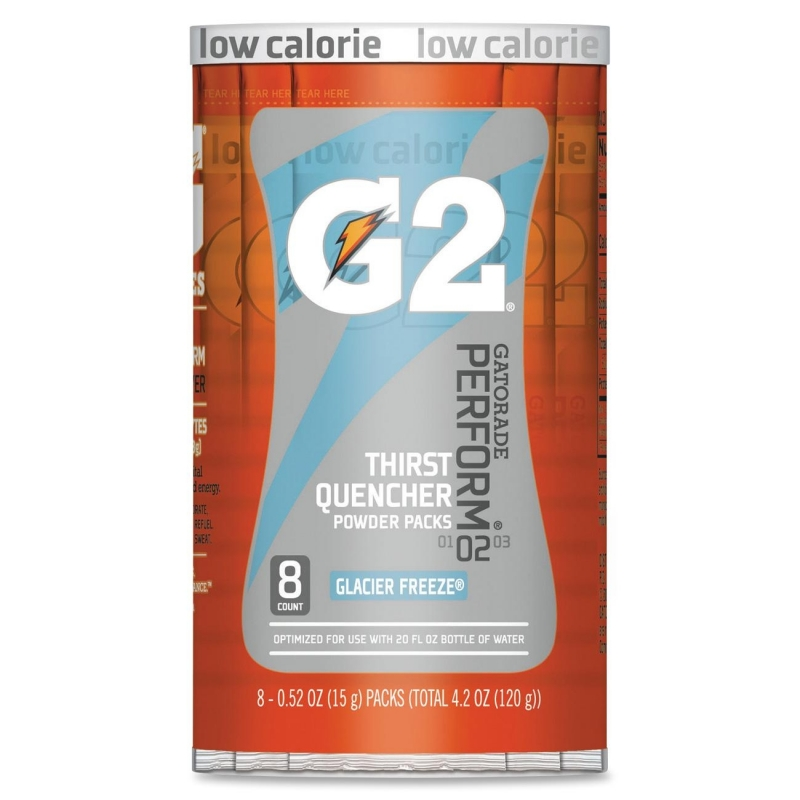 Gatorade G2 Single Serve Powder 13160 QKR13160