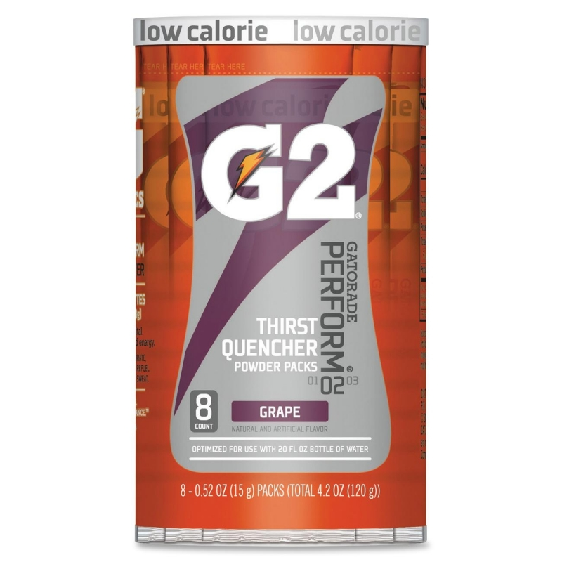 Gatorade G2 Single Serve Powder 13167 QKR13167