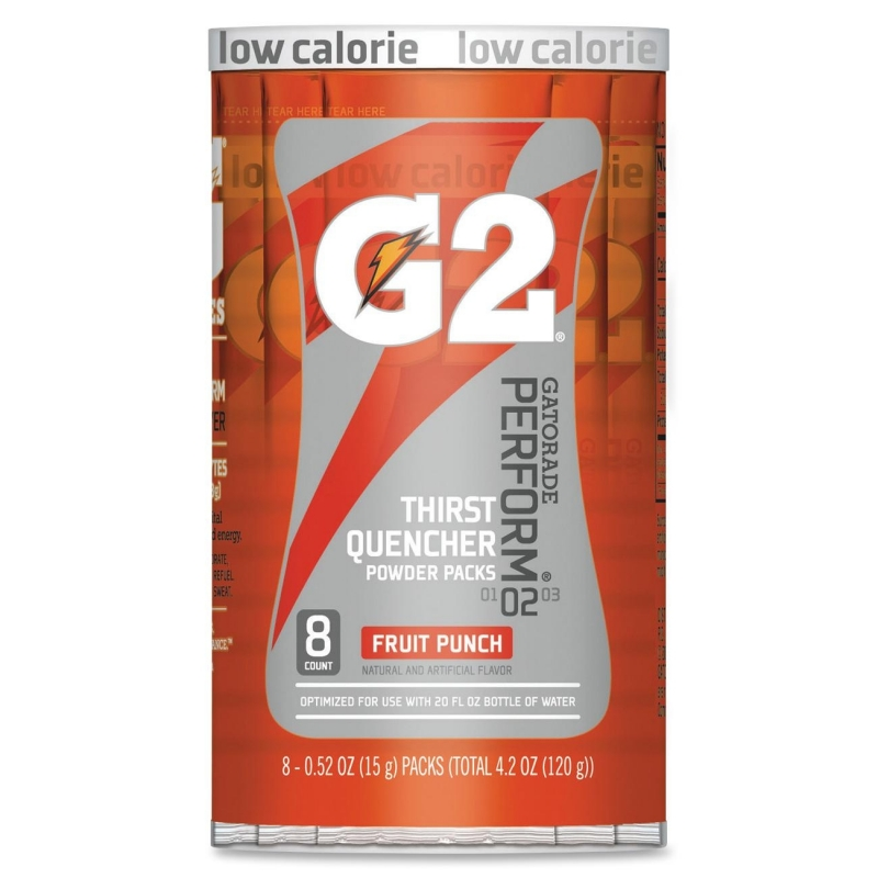 Gatorade G2 Single Serve Powder 13168 QKR13168