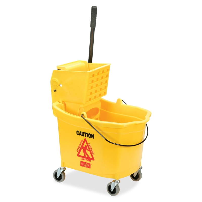 SKILCRAFT Wet Mop/Bucket and Wringer Combo 3433776 NSN3433776