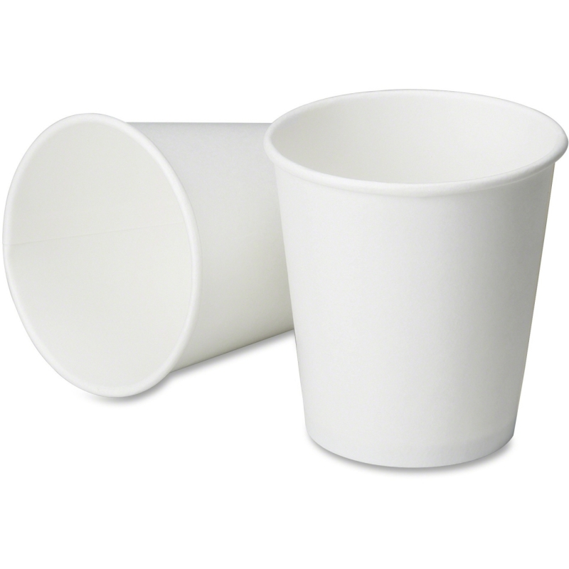 SKILCRAFT SKILCRAFT Disposable Hot Paper Cup 7350-00-162-3006 NSN1623006