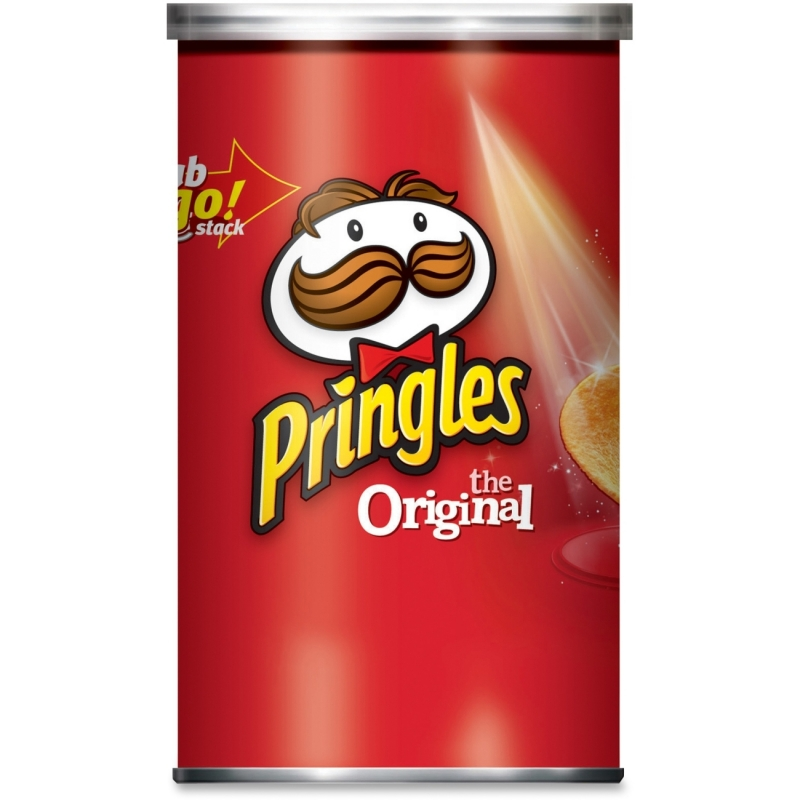 Pringles Grab/Go Original Potato Crisps 84563 KEB84563