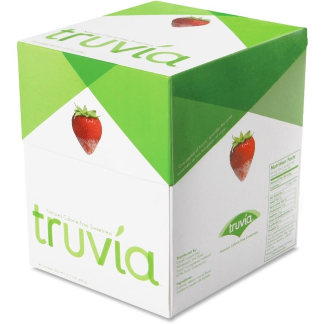 Truvia Kosher Certified Sweetener Packets 8857 TRU8857