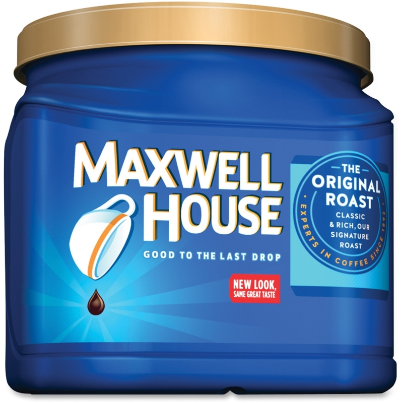 Maxwell House Maxwell House Original Coffee Ground 04648 KRF04648