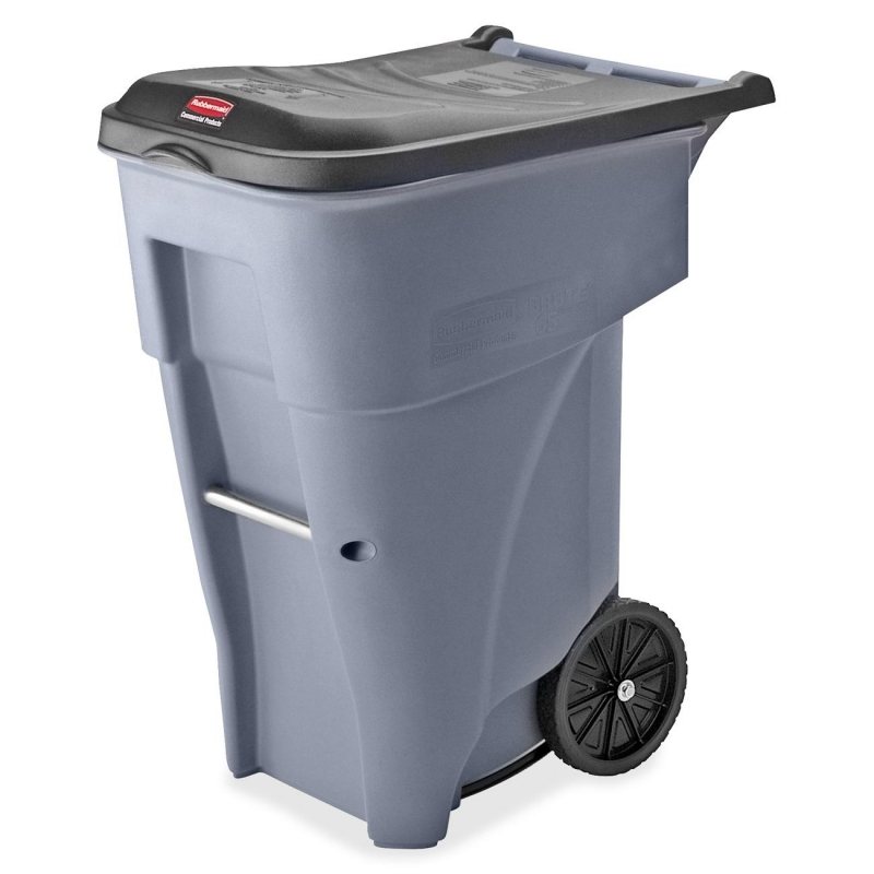 Rubbermaid Big Wheel General Roll-out Container 9W2100GY RCP9W2100GY