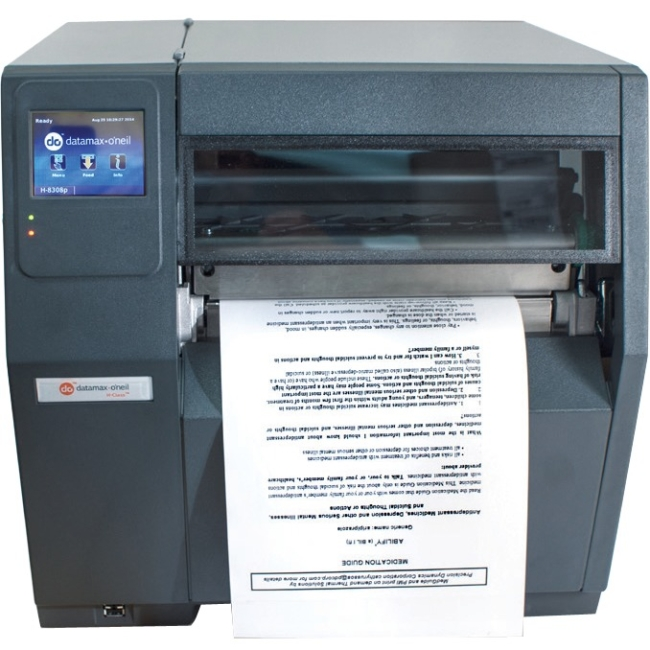 Datamax-O'Neil High-Performance PCL Industrial Printer C8P-00-48000004 H-8308p