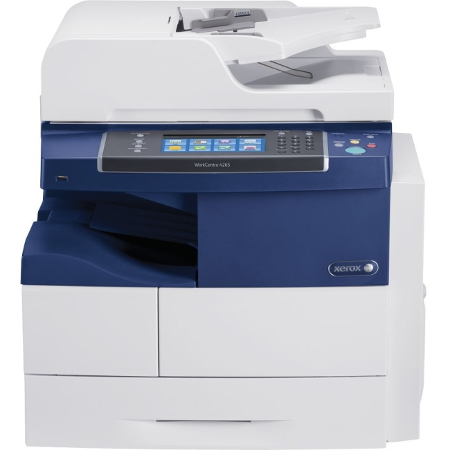 Xerox Workcentre 4265 Monochrome Multifunction Printer Metered 4265/XM