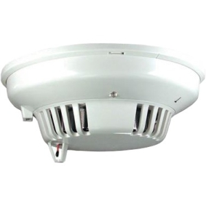 Bosch Four-Wire Smoke Detector With Isolated Heat Sensor and Sounder D273IS