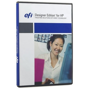 HP HP EFI v.4.2 Designer Edition for HP M - Complete Product - 1 User Q6641C