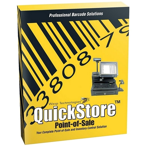 Wasp Wasp QuickStore POS - 1 User 633808471019