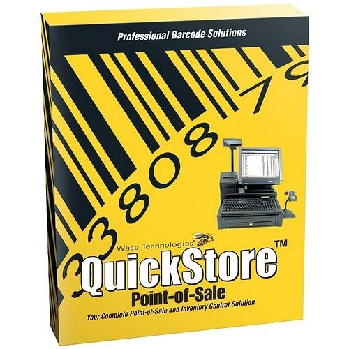 Wasp Wasp Wasp QuickStore POS Enterprise Edition - Complete Product - 1 User 633808471095
