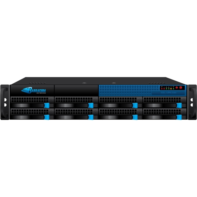 Barracuda SSL VPN Appliance BVS880A1 880