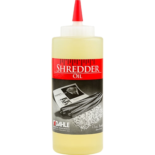 Dahle Shredder Oil 20740