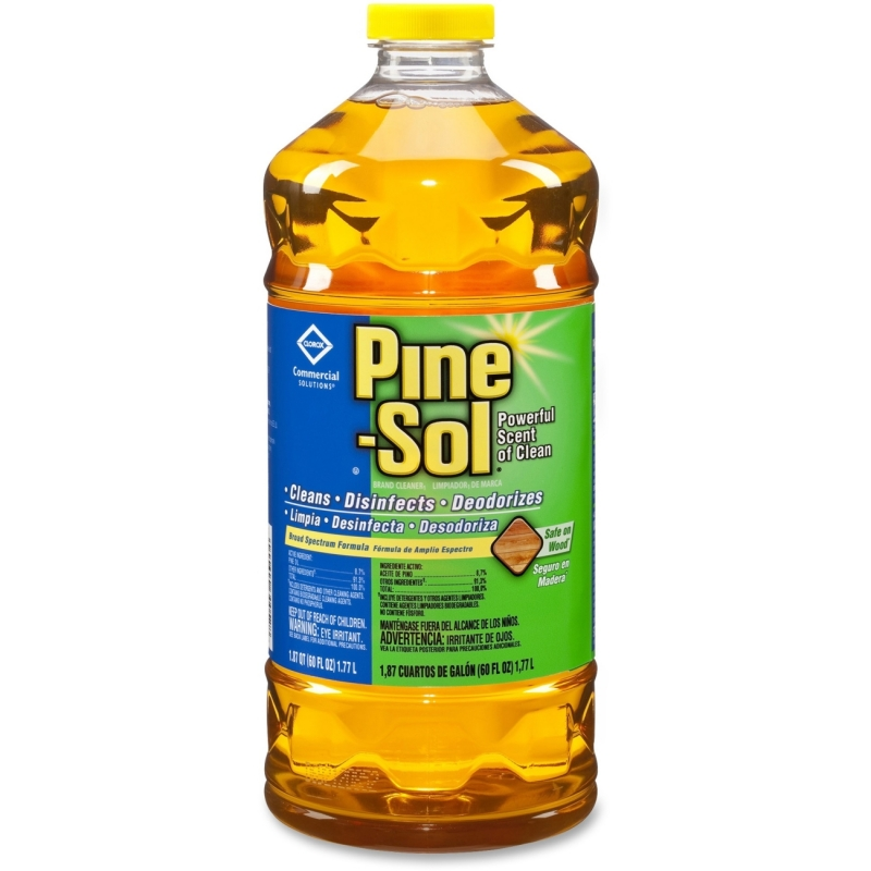 Clorox Pine-Sol Pine Scented Cleaner Concentrate 41773 CLO41773