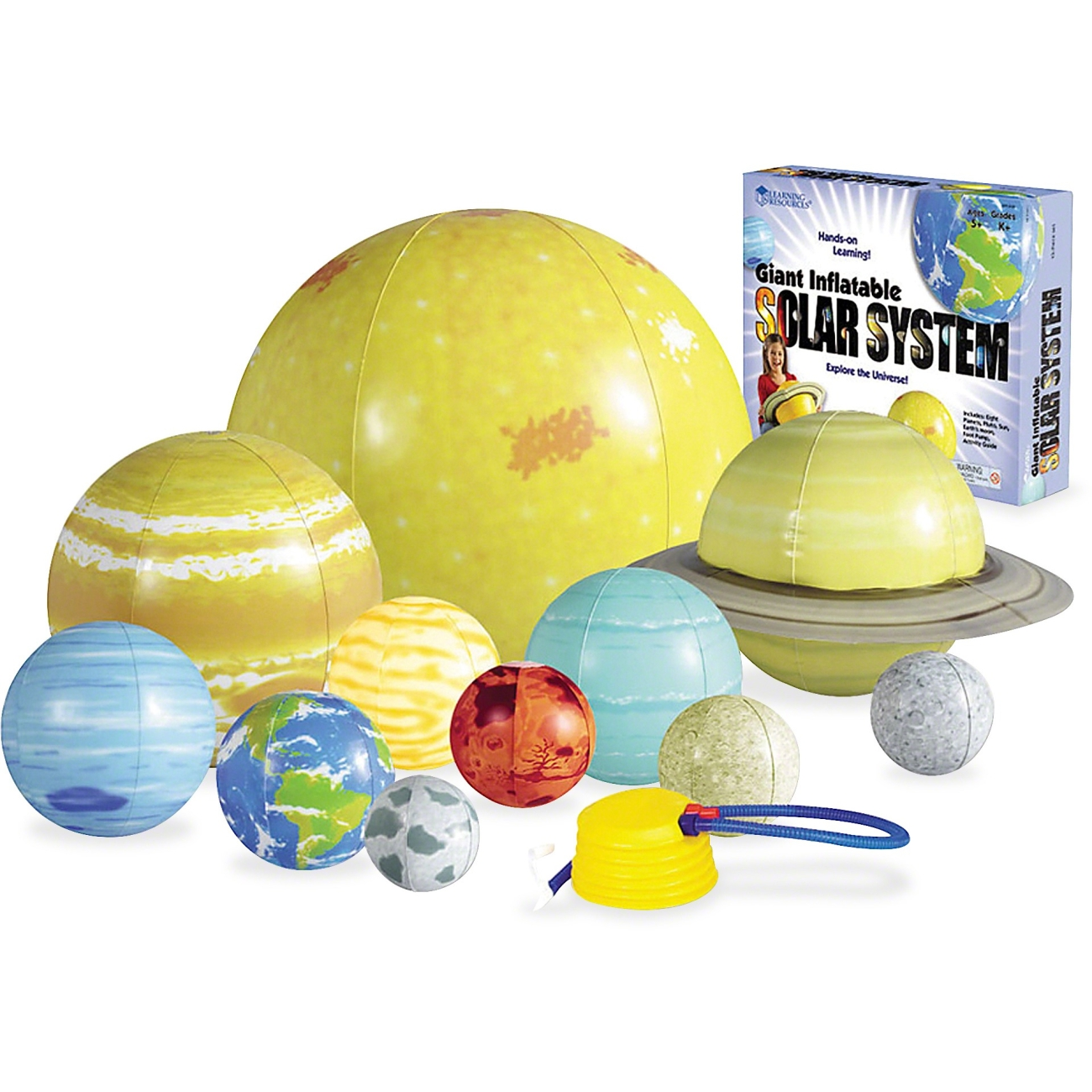 giant solar system model - photo #5