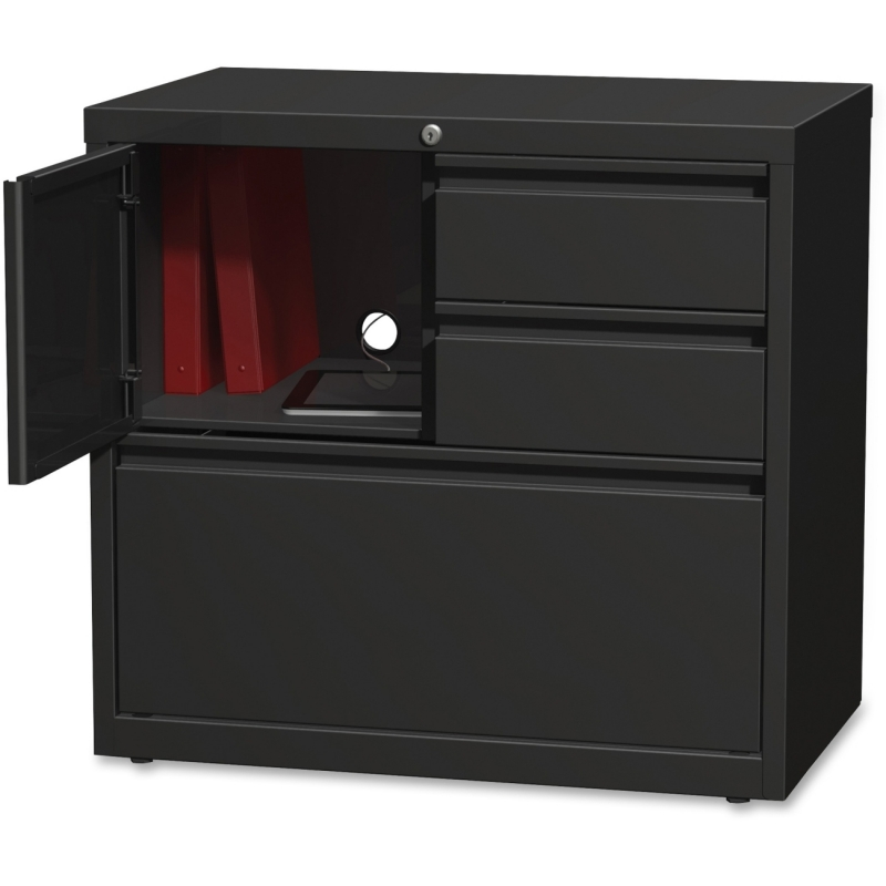 "Lorell 30"" Personal Storage Center Lateral File 60933 LLR60933"