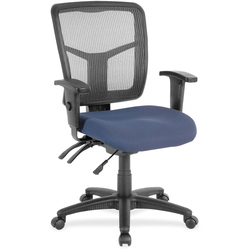 Lorell Swivel Mid-Back Chair 86908 LLR86908