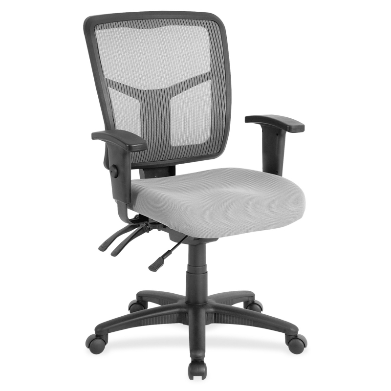 Lorell Swivel Mid-Back Chair 86909 LLR86909